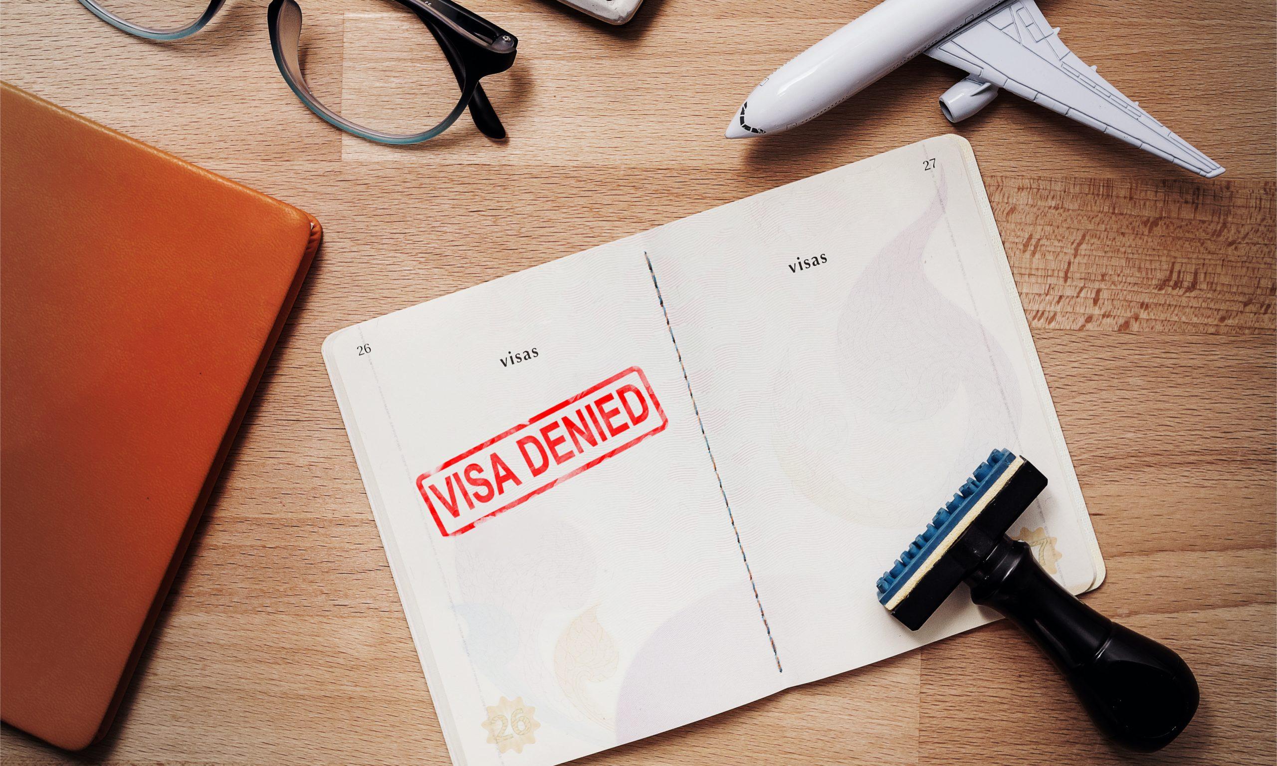 Representative of an Overseas Business Visa - Main reasons to get rejected