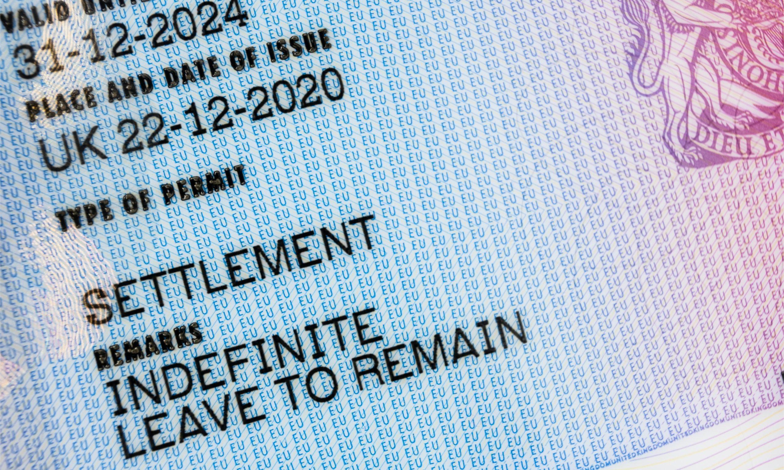 متطلبات الإقامة الدائمة في بريطانيا بموجب برنامج تأسيس فرع شركة أجنبية في بريطانيا