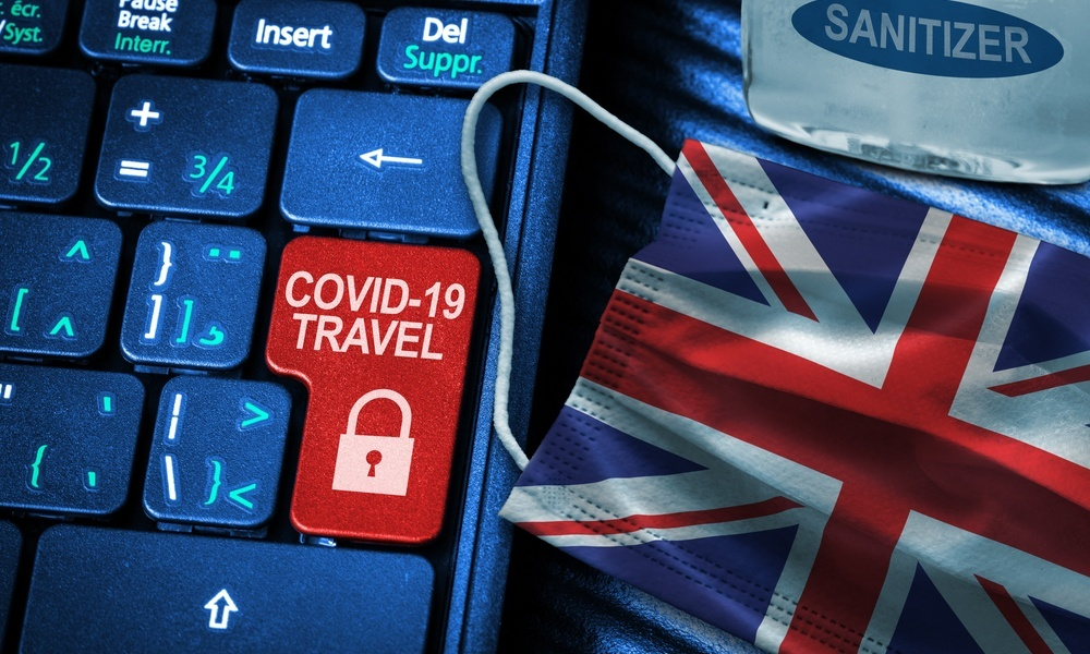 Latest update on COVID-19 travel restrictions to UK for August 2021