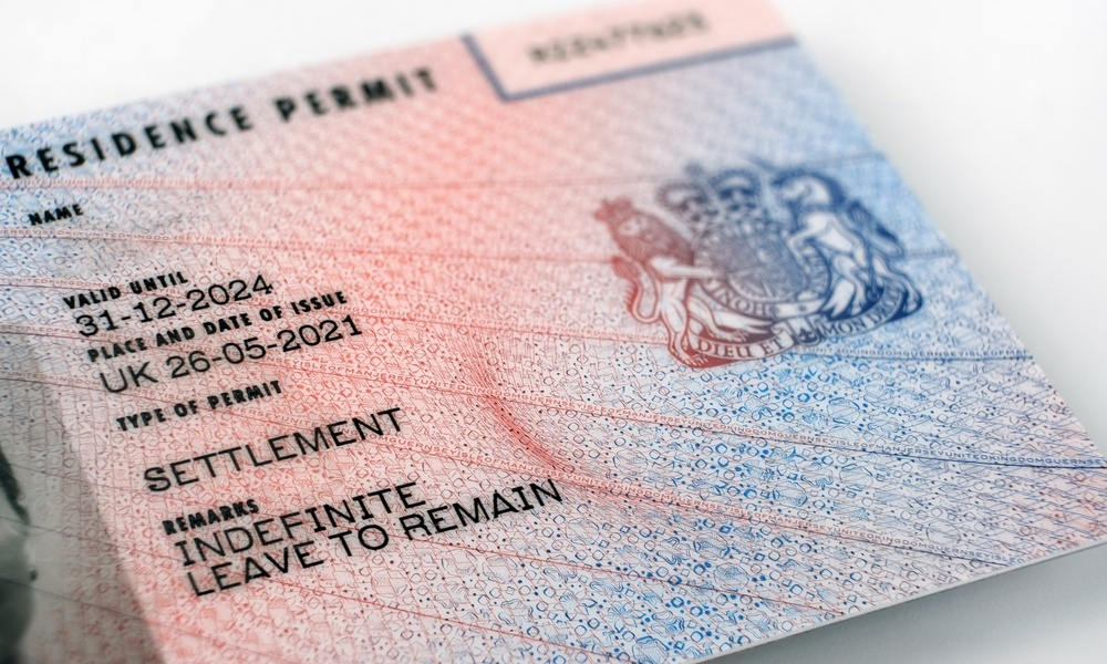 What is a Biometric Residence Permit (BRP)