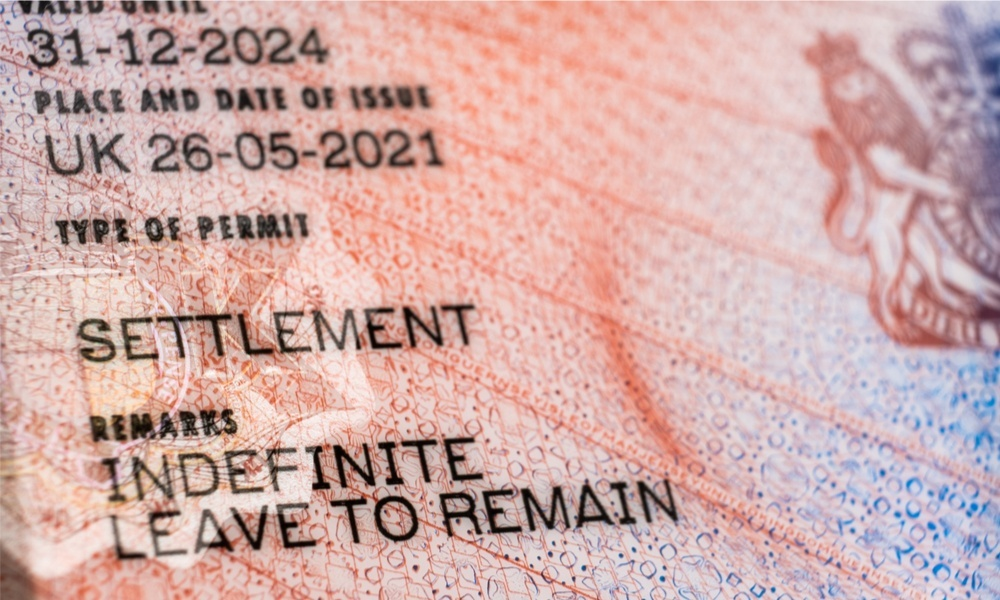 كيفية حساب الفترة المتصلة في بريطانيا لتصريح البقاء لأجل غير مسمى (ILR)